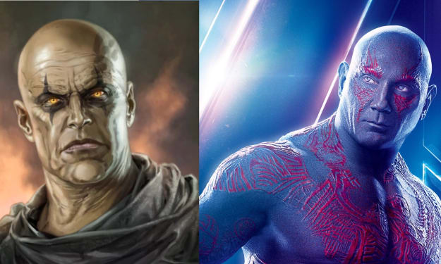 Lucasfilm Reportedly Looking at Dave Bautista For Darth Bane Role In New Movie?