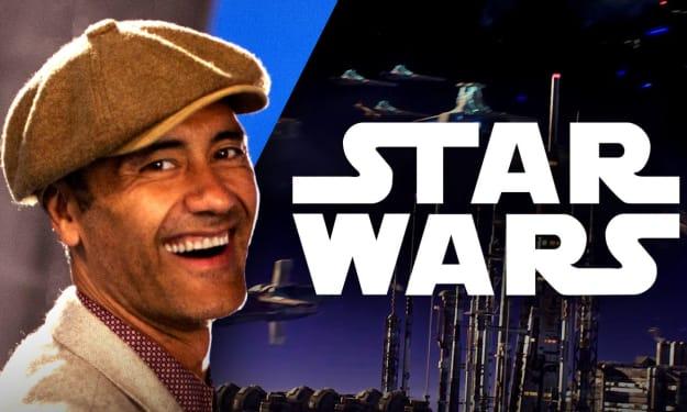 Taika Waititi's 'Star Wars' Movie Preparing for Scotland Shooting Location
