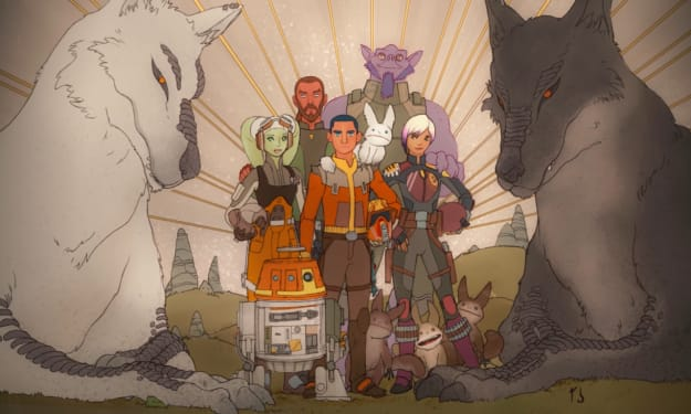 All The Information We Have about 'Star Wars Rebels' Sequel, And 'The Bad Batch' Show
