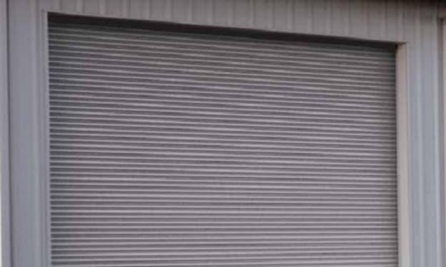 Overhead Door – Model 610 Rolling Steel Service Door in Temple, Texas