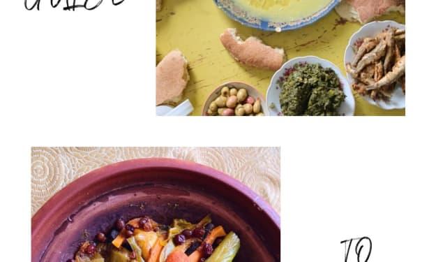 Vegan in Morocco