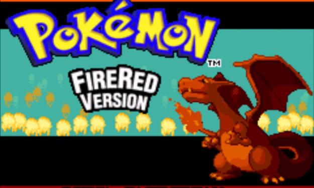 Pokemon FireRed (2)