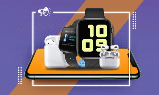 Comparison of Top 5 Smartwatches