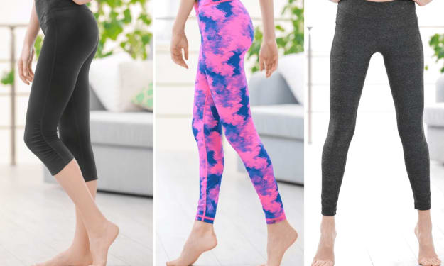 10 Things to Consider Before Buying Workout Leggings