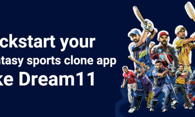 Kickstart your fantasy sports clone app like Dream11