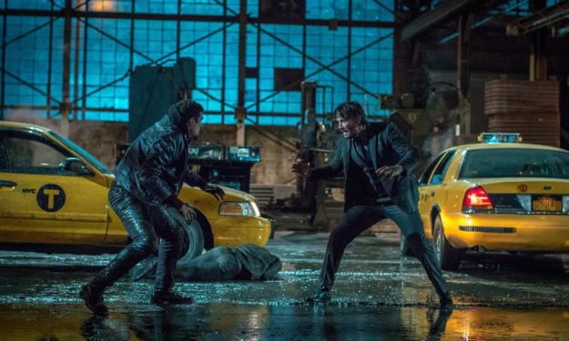 """My Review of """"John Wick: Chapter 2"""""""