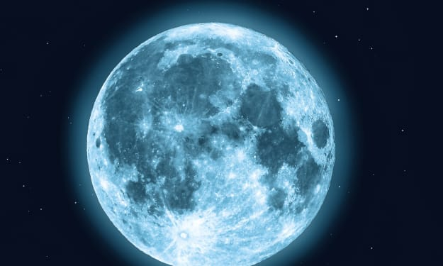 Halloween Blue Moon and How it Affects Your Zodiac Sign