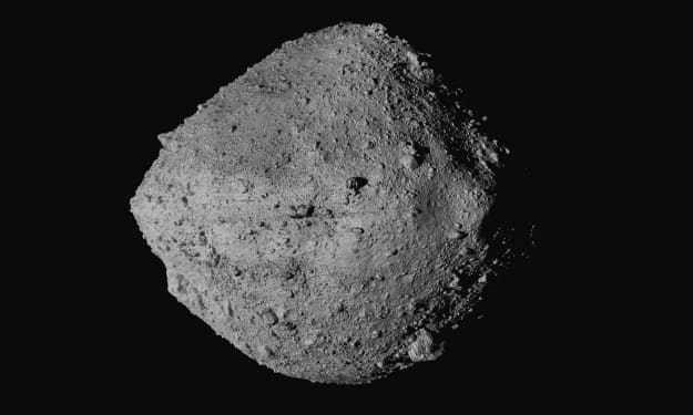NASA: Explosion During Touchdown Operation on Bennu's Surface