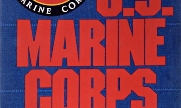 Marine Corps Stories: Put it in a Book