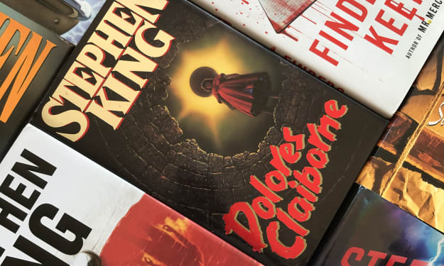 Where to Start with Stephen King Books