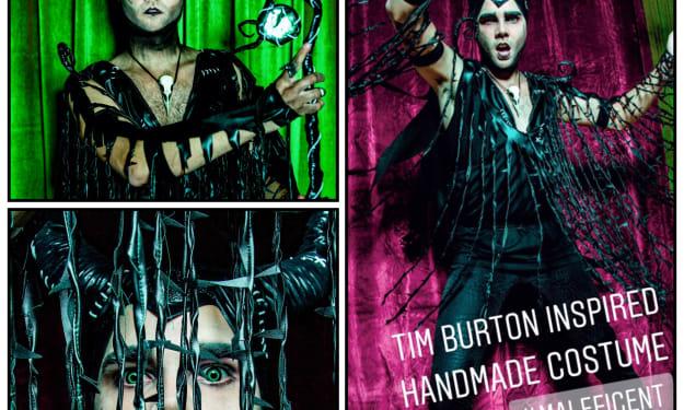Tim Burton Maleficent