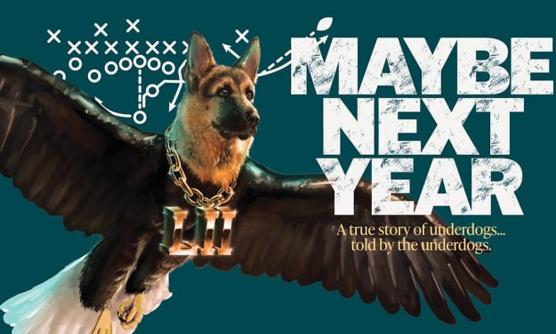 Documentary Review: 'Maybe Next Year' For the Love of Eagles Fans
