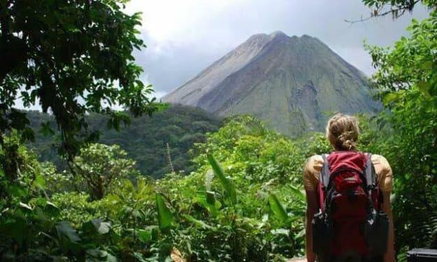 The Majestic Volcanoes of Costa Rica