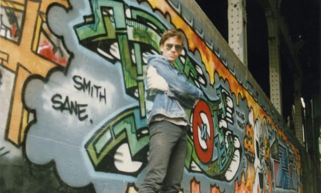 """GRAFFITI ARTIST """"SANE"""" THE LAST KING OF NEW YORK & MY BEST FRIEND."""