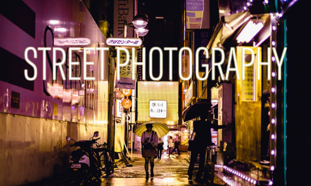 Street Photography Skills