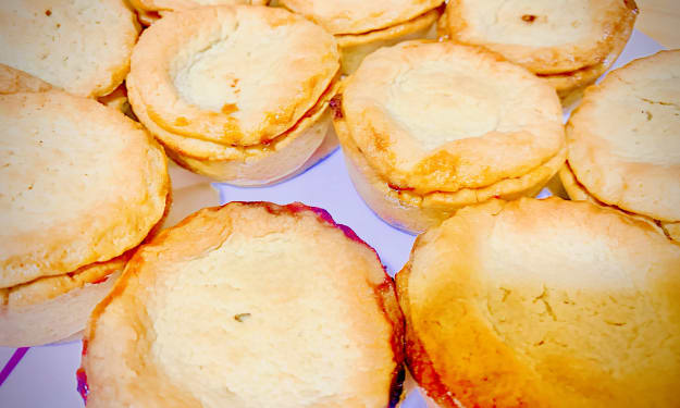 Christmas Spiced Mince Pies