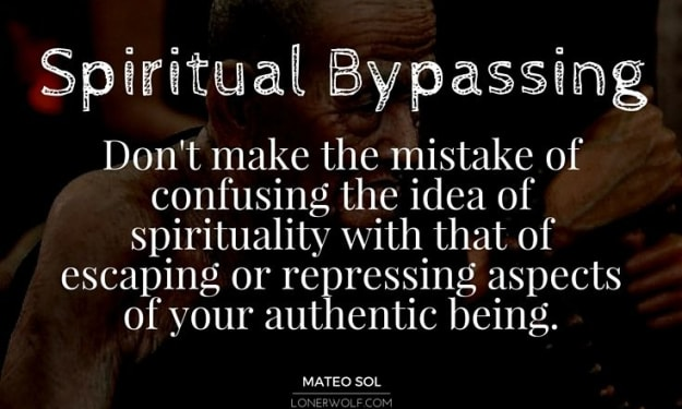 The Obsession with New Age Spiritual Bypassing