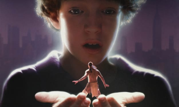 The Indian in the Cupboard - A Movie Review