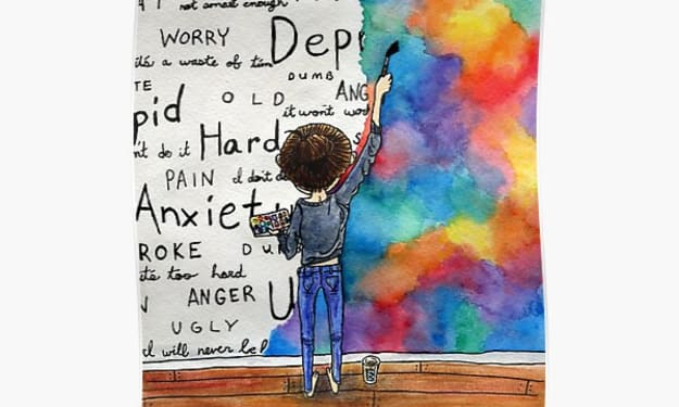 My Journey with Panic Disorder/Anxiety