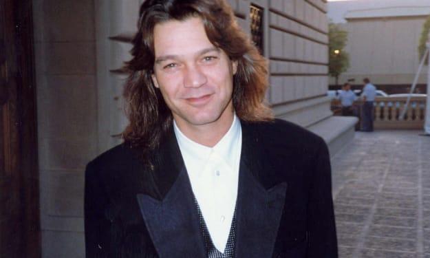 How Eddie Van Halen Inspired Me