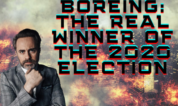 The Real Winner of the 2020 Election: Jeremy Boreing