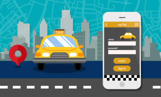 How Taxi Booking app has made communication far easy?