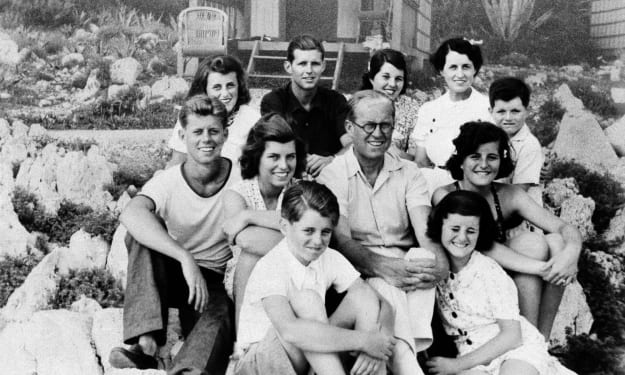 How the Kennedy Curse Ruined a Family