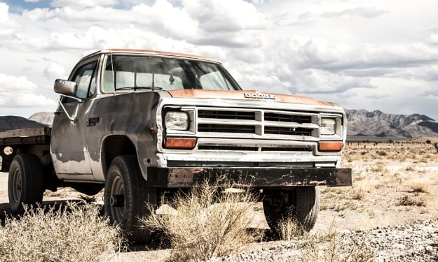 The Pickup Truck Diaries: Gentrification and Poverty