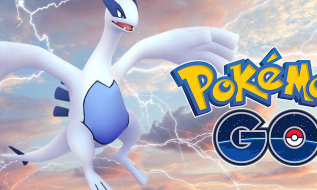 Pokemon Go: Best Counters for Lugia