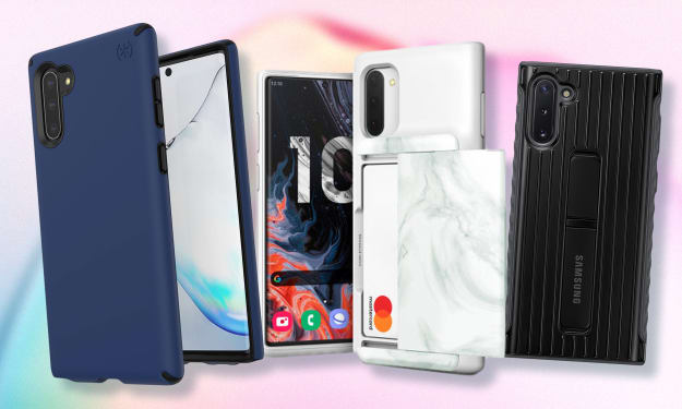 Best Waterproof Cases for Samsung Galaxy Note 10 Plus