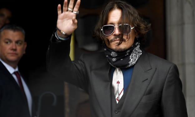 Johnny Depp Is STILL The Victim Here!