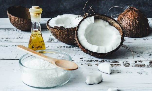 Coconut Oil is the Holy Grail