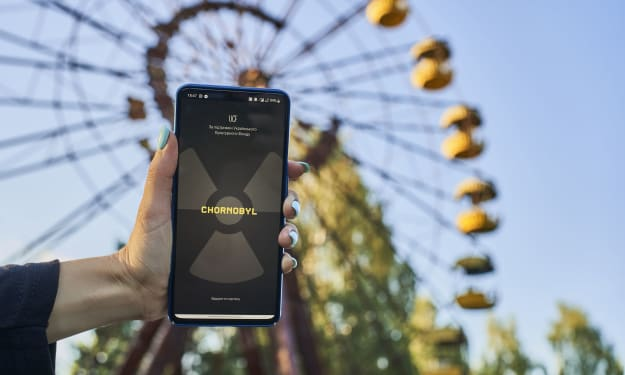 Explore Chernobyl via the first Chernobyl mobile app with AR!