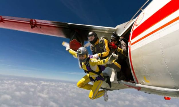 WHY SHOULD YOU CONSIDER SKYDIVING IN LAS VEGAS?