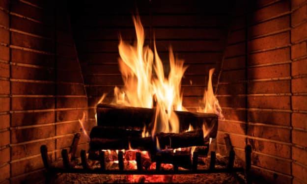 A fireside meeting