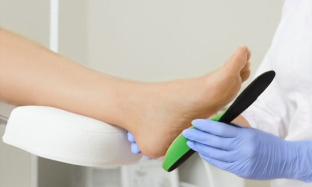 5 Ways to Cure Metatarsal Foot Pain