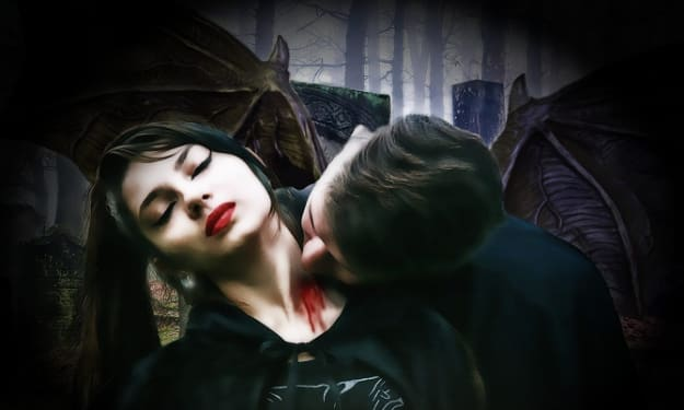 What do Vampires Mean in Dreams