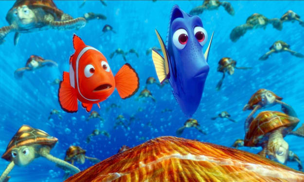 Finding Nemo - A Movie Review