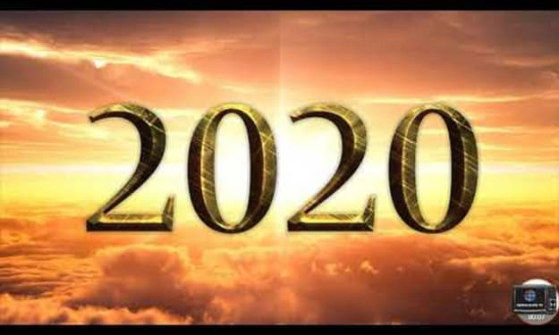 Let's All Erase 2020 From Our Memory