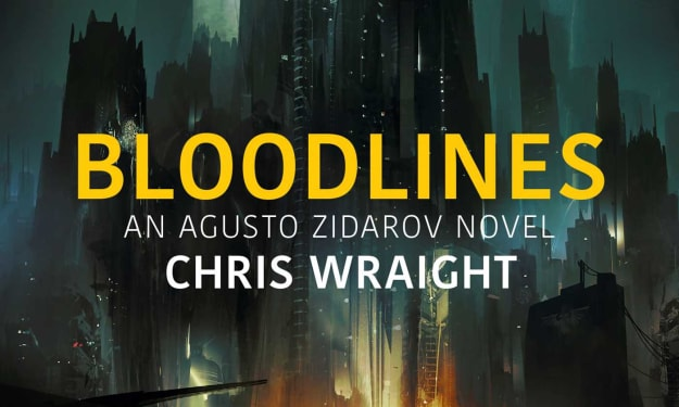 Bloodlines by Chris Wraight