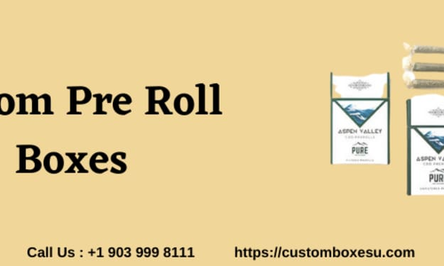 Custom pre roll boxes wholesale Make Your Own inUSA
