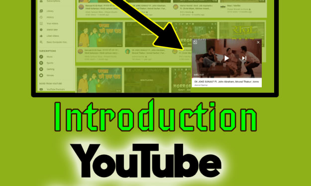 """Introducing """"YouTube Mini Player"""" Play Videos On A Small Screen On The Desktop Version"""