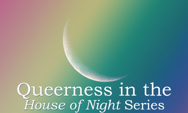 """""""I don't really think he counts as a guy."""" Queerness in the House of Night Series"""
