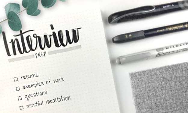 Interview Etiquette: What Type Of Pen Is Best During Interviews?