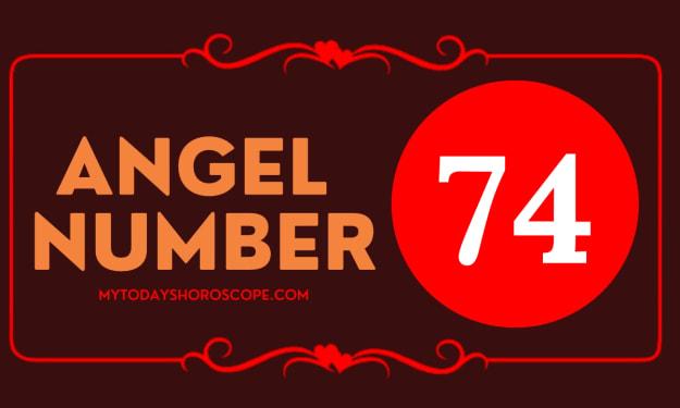 Angel Number 74