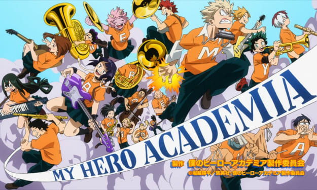 My Hero Academia: Unique Quirks That Are Great for Combat