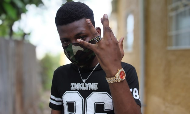 Inklyne the new upcoming dancehall boss