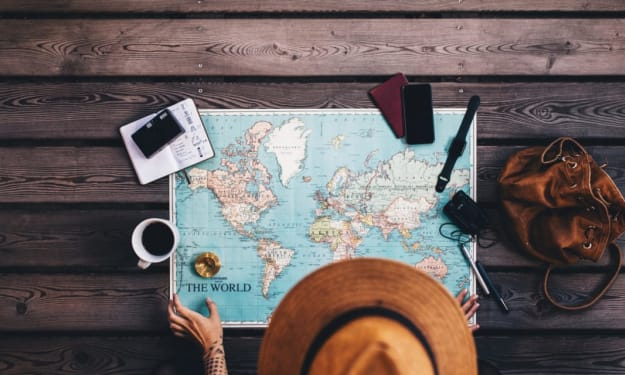 08 Ways to Travel the World for Free