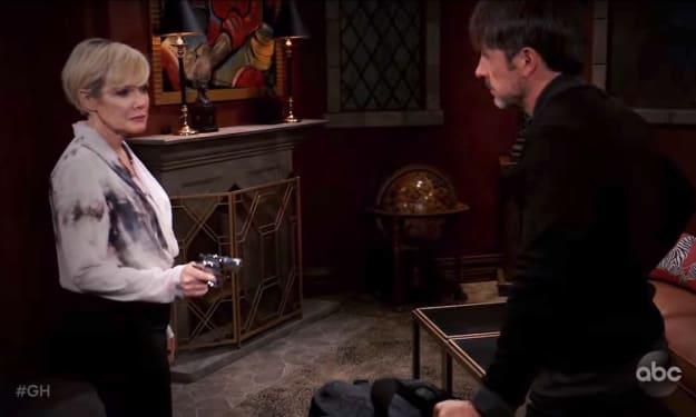 General Hospital shocker: Ava might kill Julian for love