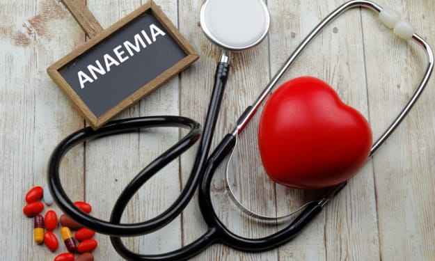 Symptoms And Causes Of Anaemia